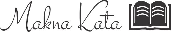 Logo MaknaKata Revisi